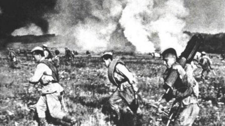 Спасибо деду за Победу: история кавалера двух орденов Славы Ивана Бондаренко