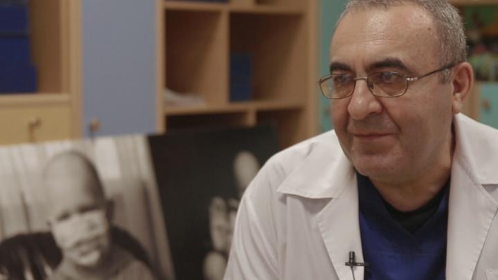 Карапет Асланян: «Мечтаю, что когда-то мы сможем излечить 100% малышей с онкологией»