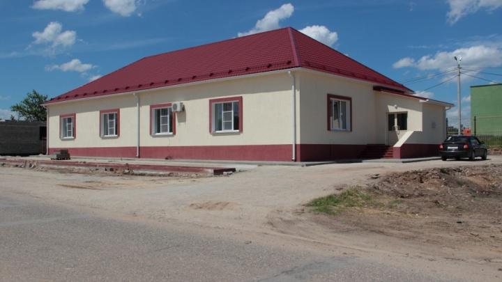 «Сады Придонья» отремонтировали и оборудовали медцентр одноименного поселка