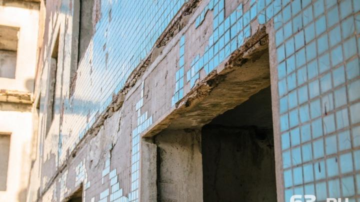 Житель Сызрани попал под уголовную статью за прописку людей в разрушенном доме