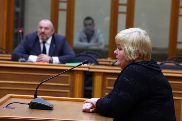 Матери Николая Ефименко разрешили защищать сына, несмотря на допрос в качестве свидетеля