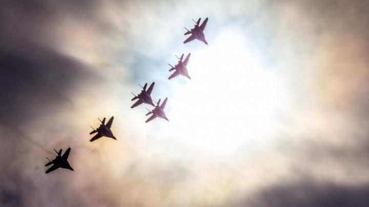 Полет «Стрижей»: волгоградец показал романтичные самолеты и суровых птиц