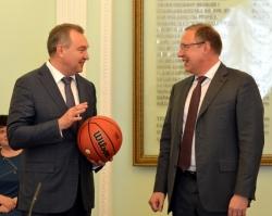 «Пермский пороховой завод» передал городу спорткомплекс «Прикамье»