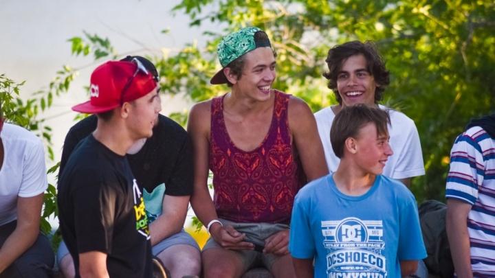 Афиша 74.ru: катаемся на скейтах, трясем гривой и расширяем сознание