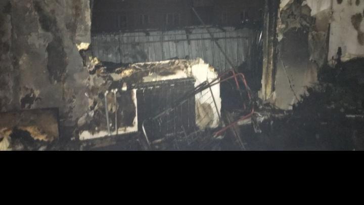 Жильцы дома в Садовом, где прогремел взрыв, вернулись в свои квартиры