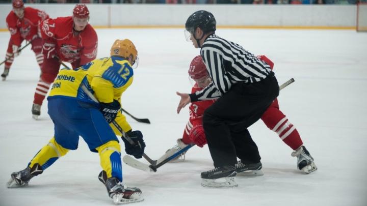ХК «Ростов» всухую разгромил «Челны» и одержал пятую победу подряд