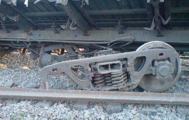 «Волгограднефтемаш» заплатит полмиллиона железной дороге за крушение поезда
