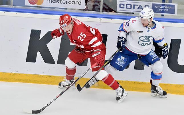 Соперники взяли реванш: тольяттинская «Лада» уступила «Витязю» — 1:5
