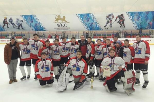 В соревнованиях команда «Умка» уступила только ребятам из Краснодарского края и привезла серебряную медаль
