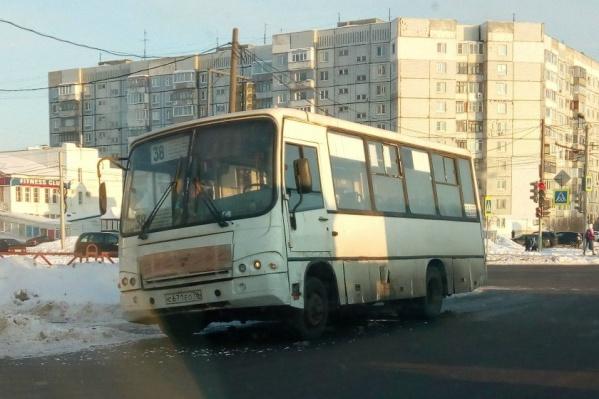 ДТП произошло в Ярославле на Ленинградском проспекте