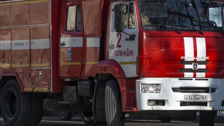 Двое рабочих погибли в Таганроге из-за загоревшейся краски