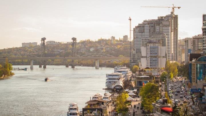 Городское пространство Ростова оценили как «плохое»: самыми острыми оказались проблемы с озеленением