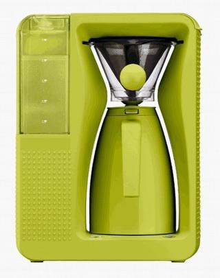 Пуровер-кофеварка