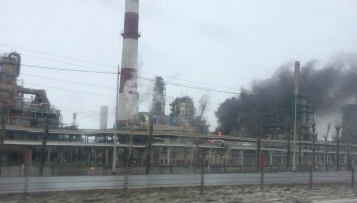 Секретный документ: появились четыре версии пожара на ярославском НПЗ
