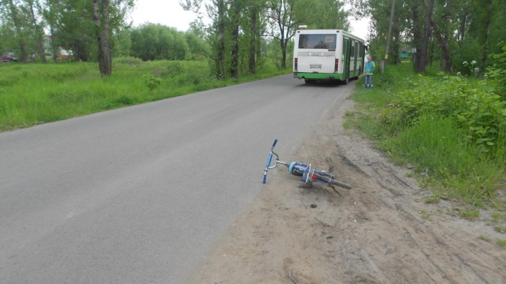 В Ярославском районе автобус сбил 6-летнего мальчика