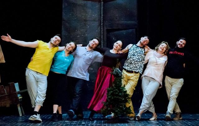 Пьесу Людмилы Улицкой покажут в Челябинске на фоне «Черного квадрата» Малевича
