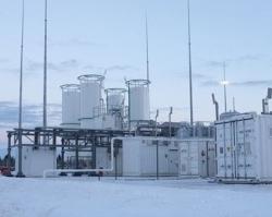 В Прикамье открыт завод по производству сжиженного газа