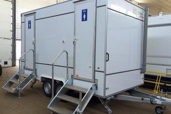 Такие передвижные туалеты скоро можно будет увидеть на улицах Волгограда