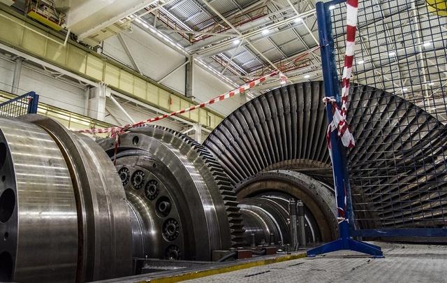 На АЭС в Волгодонске в энергоблоке произошла утечка водорода