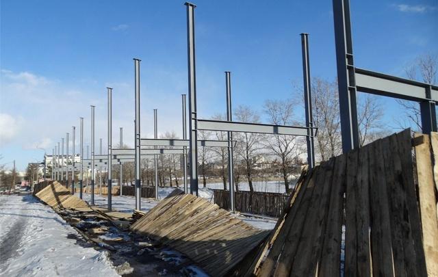 На набережной в центре Челябинска построят торгово-развлекательный комплекс