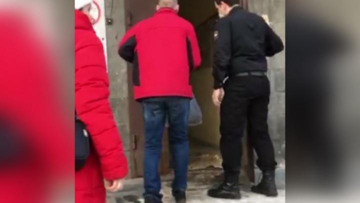 В центре Ярославля ловят больного туберкулёзом