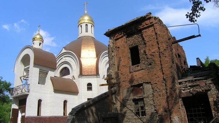 На «Красном Октябре» в Волгограде арестован храм Георгия Победоносца