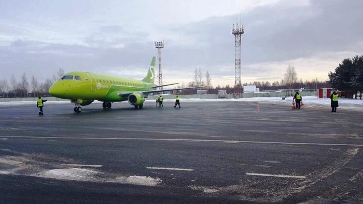Из Ярославля в Питер будем летать четыре раза в неделю