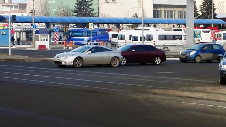 Дорожники проведут работу над ошибками на перекрёстке в центре Челябинска