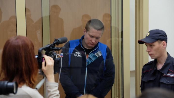Бизнесмен Антон Вахрин, осужденный за убийство пермячки, обжаловал приговор суда
