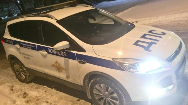 При столкновении «Шкоды» и «Фольксвагена» в Котласском районе погибла женщина