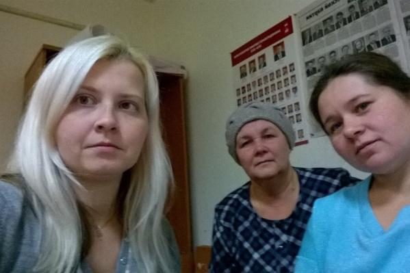 К одной из женщин приезжала скорая, но они не планируют завершать голодовку