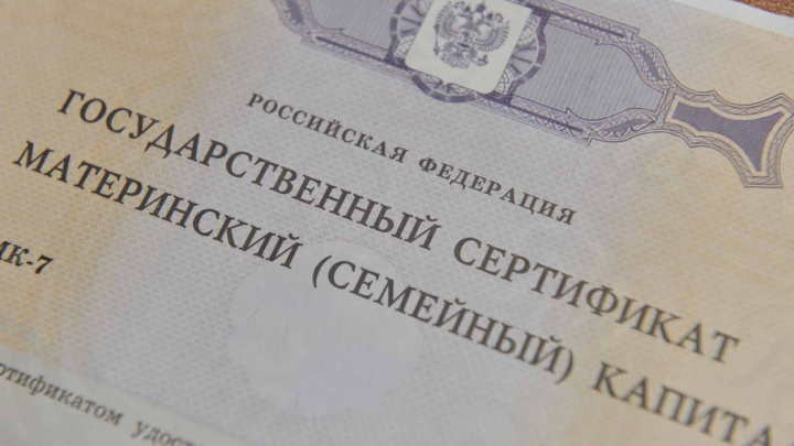 В Архангельской области в 2017 году материнский капитал получили более 2,6 тысячи семей