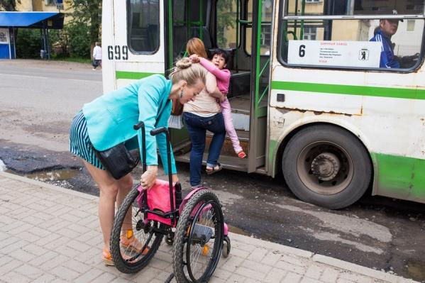 Доступная среда в Ярославле - доступна только фиктивно?