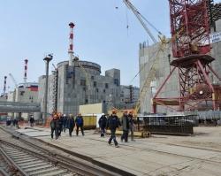 На энергоблоке №3 Ростовской АЭС готовятся к предпусковой операции