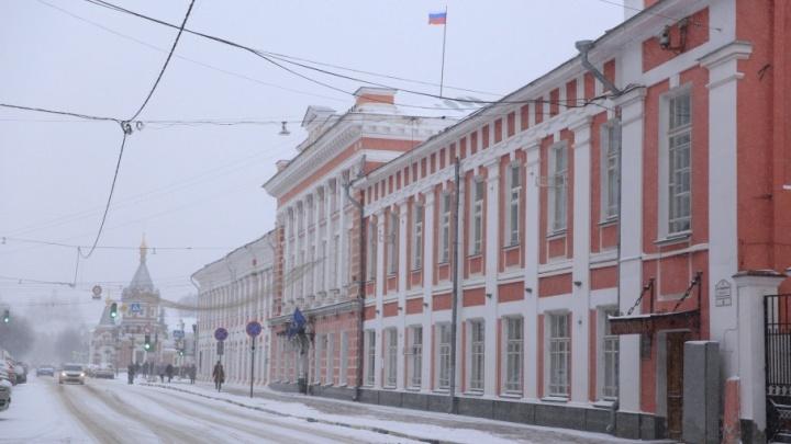 Мэр Ярославля потребовал к Масленице вывезти снег из центра города