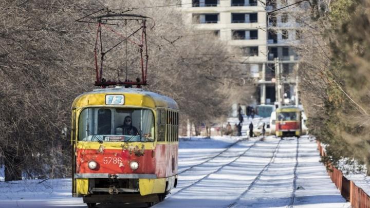 Москва поделится с Волгоградом своими чешскими трамваями