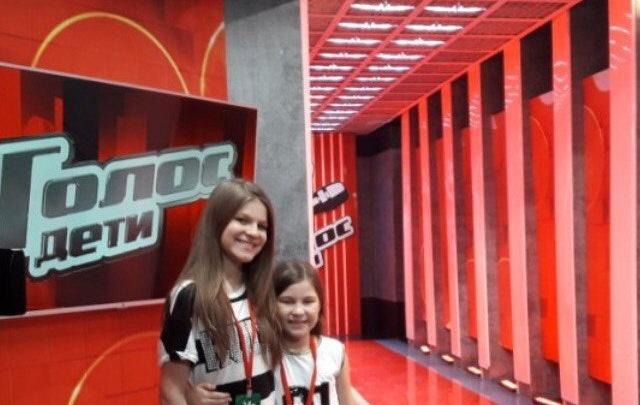 Дима Билан взял  в свою команду на шоу «Голос.Дети» сестёр из Челябинска