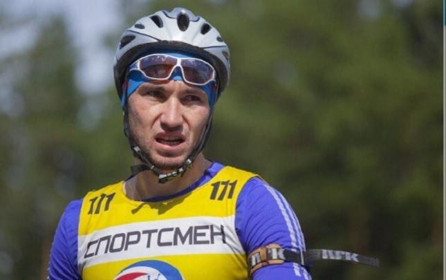 Тюменский биатлонист Александр Логинов получил серьезную травму на первенстве страны в Чайковском