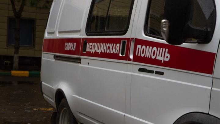 В Чертковском районе произошла авария: пострадал водитель