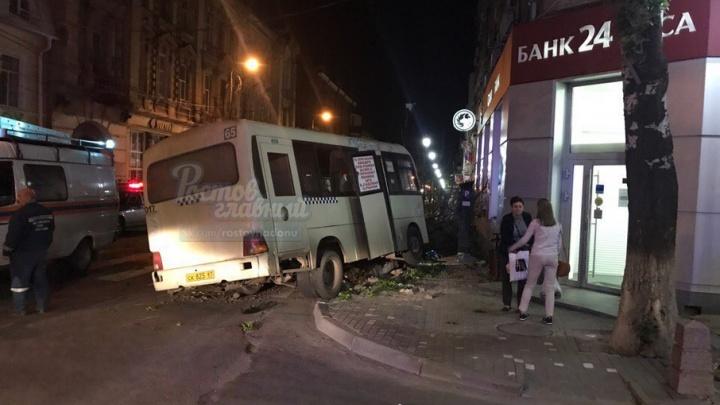 Серьезная авария с участием маршрутки произошла на Газетном: есть раненые