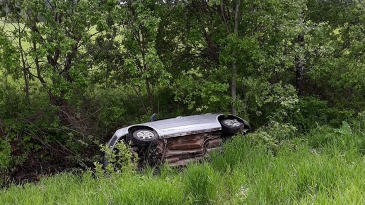 Подрезал на обгоне и сбежал с места ДТП: серьёзная авария на трассе в Ярославской области