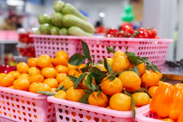 Новый рынок станет отличным местом для закупки продуктов к новогодним праздникам.