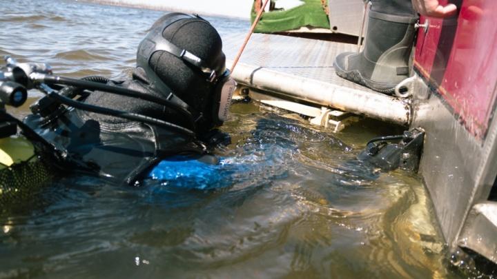 Спасатели нашли труп мужчины около плотины на реке Большой Иргиз