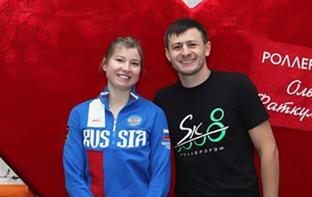 Конькобежка Ольга Фаткулина передумала продавать роллердром в Челябинске