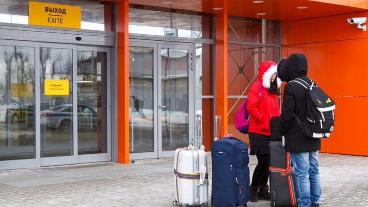 В Волгограде экстренно приземлился самолет Нальчик — Москва