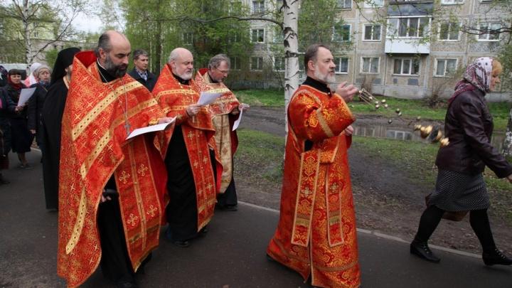 Православные архангелогородцы пройдут крестным ходом за трезвость
