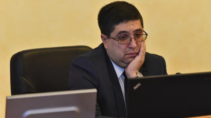 Ярославские депутаты отправили в отставку своего председателя