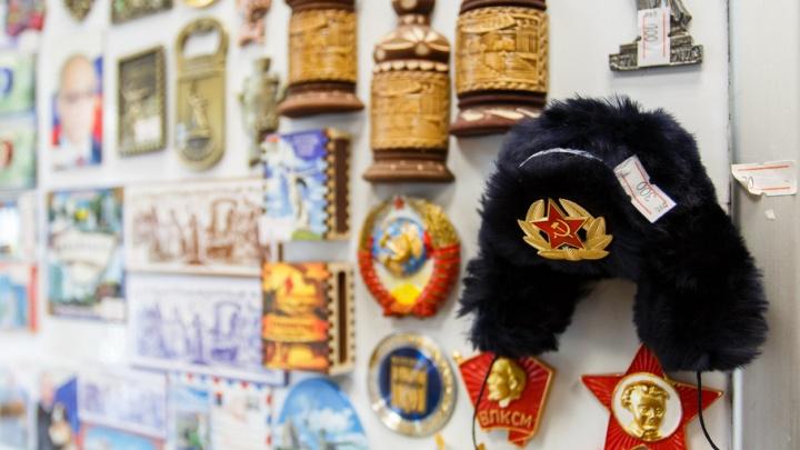 «Кислотные» ушанки и «фиги»: топ-5 странных волгоградских сувениров