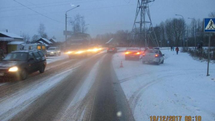 В Рыбинске таксист сбил на «зебре» 15-летнюю школьницу