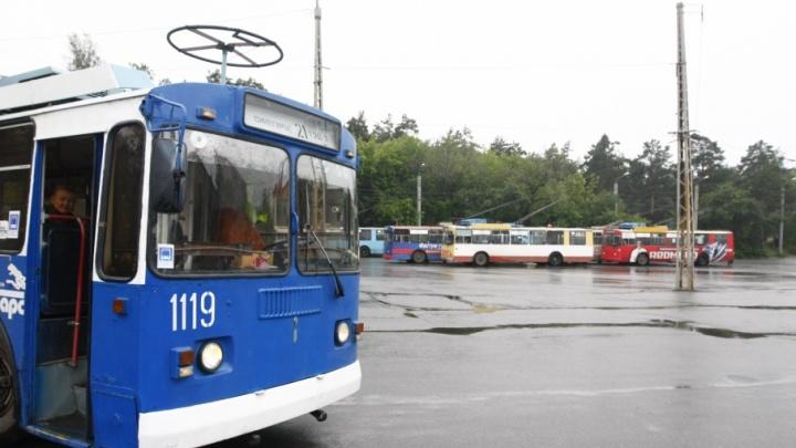 Акция вывозит: челябинцы стали охотнее ездить на трамваях и троллейбусах